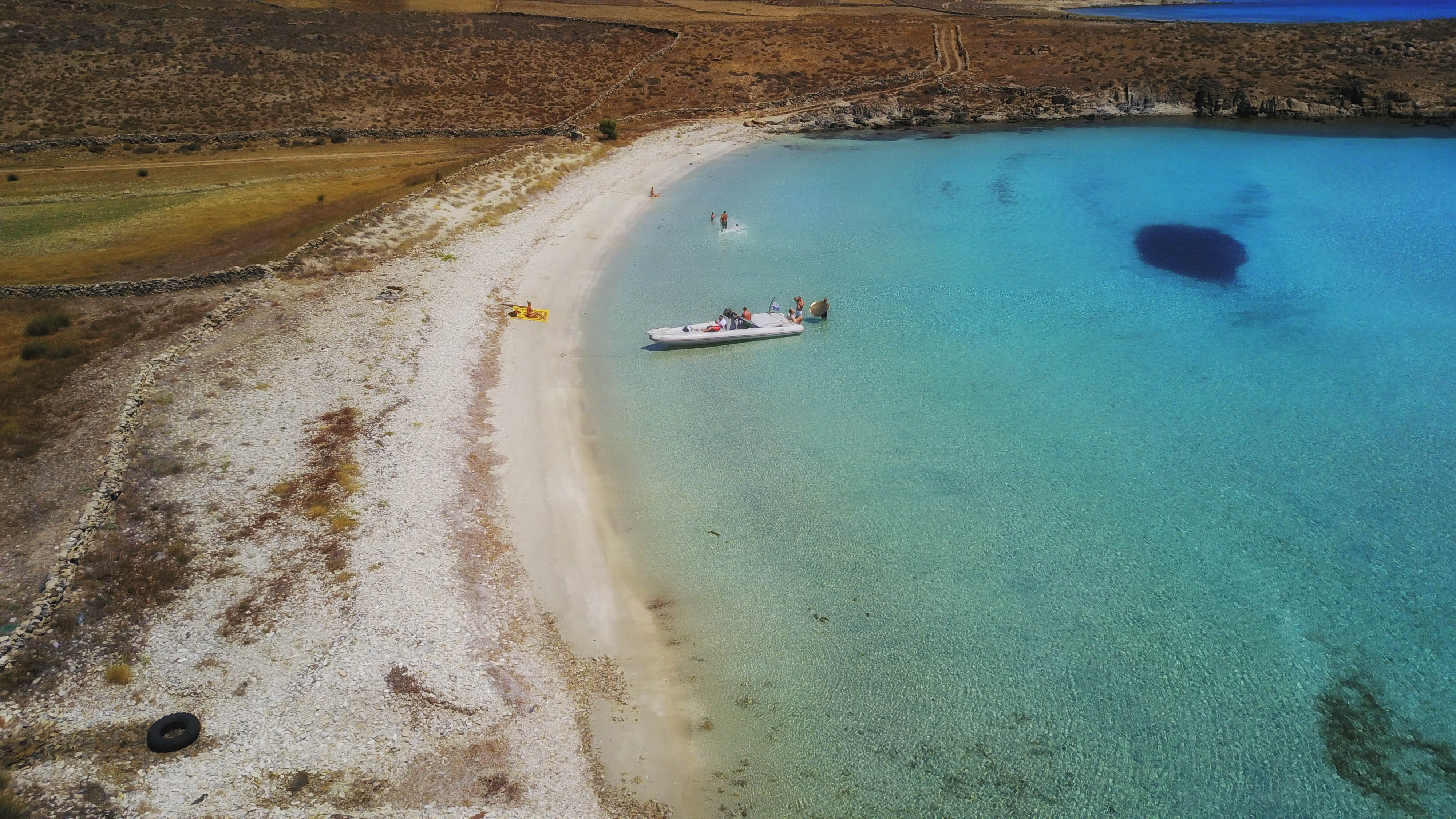 Private Cruise: Mykonos - Delos - Rhenia