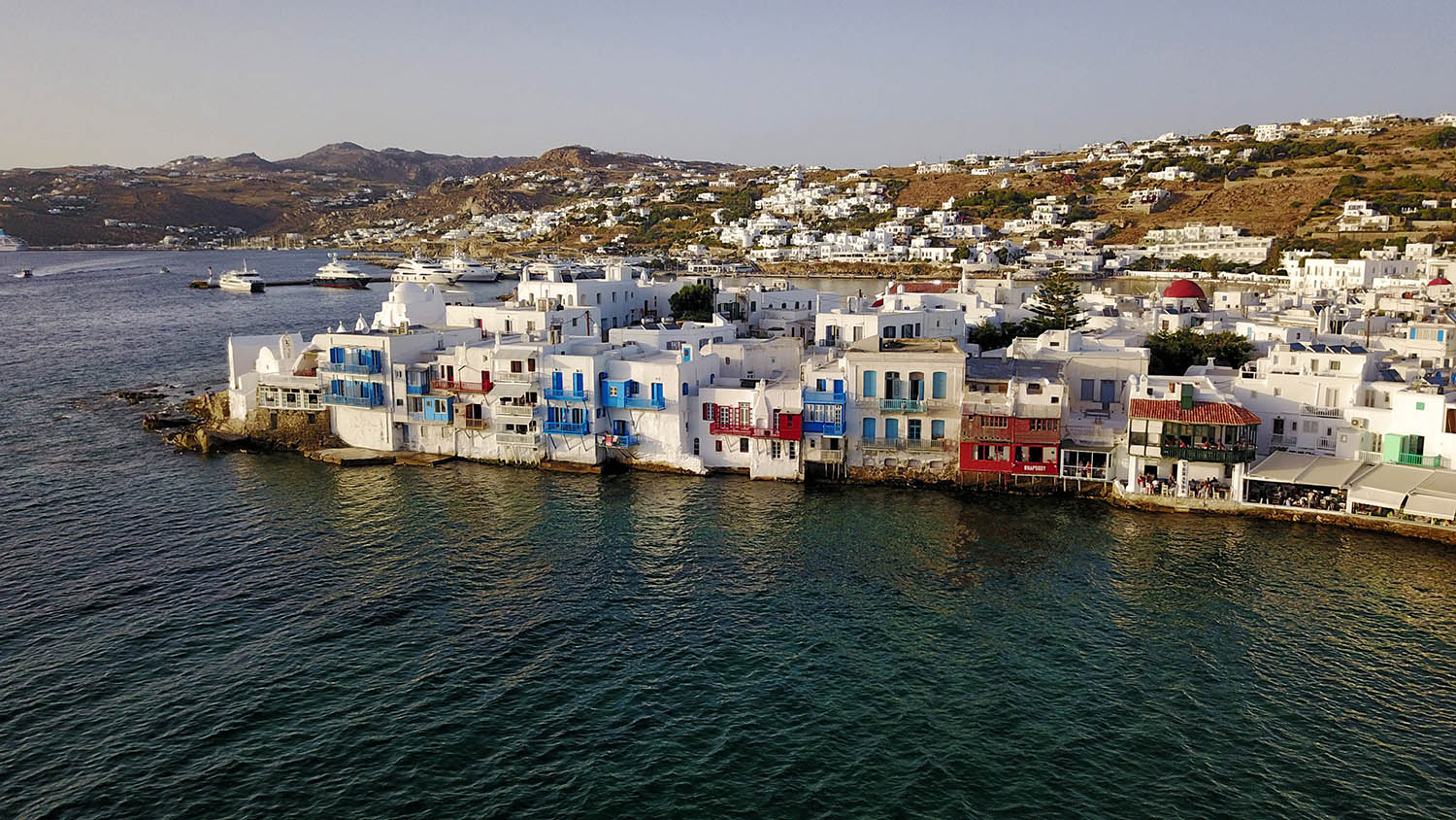 Private Cruise: Mykonos - South Coastline Mykonos - Dragonisi